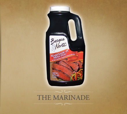 Basque Norte Marinade